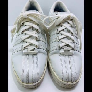 Classic K-Swiss Tennis Shoes for sale